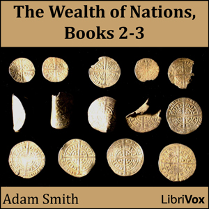 Download Wealth of Nations, Book 2 and 3 by Adam Smith