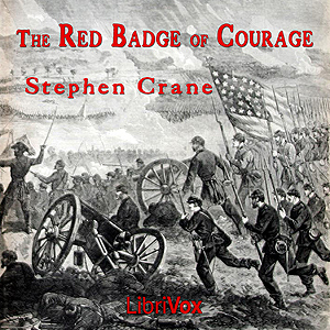 the hardships of war in the red badge of courage by stephen crane