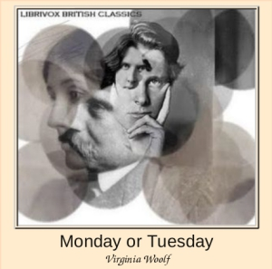 Download Monday or Tuesday by Virginia Woolf