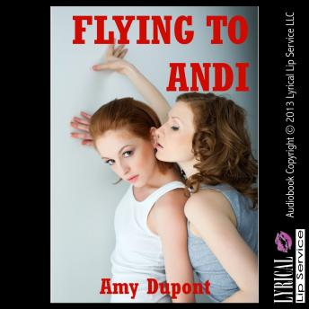 Flying to Andi