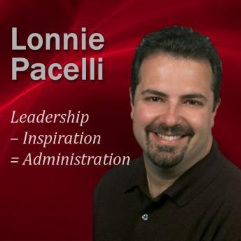Free Leadership ' Inspiration = Storyteller: 30-Minute Inspiration Lesson To Boost Your Leadership Skills Audiobook read by Lonnie Pacelli