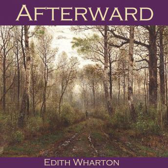 Download Afterward by Edith Wharton