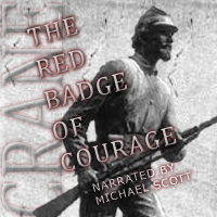 Red Badge of Courage, Audio book by Stephen Crane