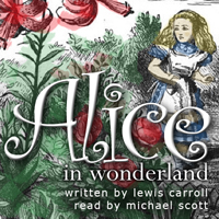 Alice In Wonderland, Audio book by Lewis Carroll