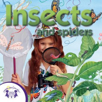 Insects & Spiders Audiobook Torrent Download Free