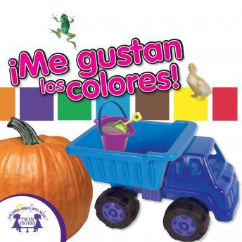 Download Â¡Me gustan los colores! by Twin Sisters Productions