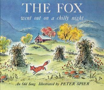 Download Fox went out on a chilly night by Unknown
