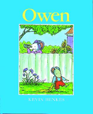 Owen by  Kevin Henkes