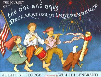 Journey Of The One & Only Declaration Of Independence