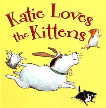 Katie Love The Kittens