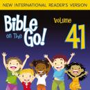 Bible on the Go Vol. 41: The Last Supper; Judas Hands Jesus Over; Peter's Denial; Jesus and Pilate (John 13; Mark 14; Matthew 27; Luke 23)