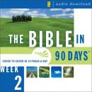 The Bible in 90 Days: Week 2: Leviticus 1:1 - Deuteronomy 22:30