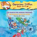 Geronimo Stilton #25: The Search for Sunken Treasure & #26: The Mummy with No Name