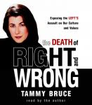 The Death of Right and Wrong