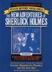 Colonel Warburton's Madness and The Iron Box: The New Adventures of Sherlock Holmes, Episode #8