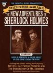 The Tell Tale Pigeon Feathers and The Indiscretion of Mr. Edwards: The New Adventures of Sherlock Holmes, Episode #11
