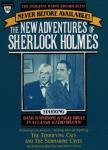 The Terrifying Cats and The Submarine Cave: The New Adventures of Sherlock Holmes, Episode #16