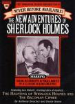 The Haunting of Sherlock Holmes and Baconian Cipher: The New Adventures of Sherlock Holmes, Episode #26