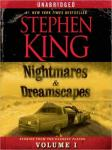 Nightmares & Dreamscapes audio book Stephen King