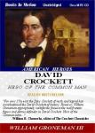 David Crockett, Hero of the Common Man