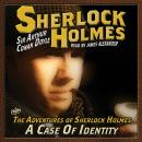 The Adventures of Sherlock Holmes: A Case of Identity