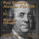 Poor Richard's Almanack, by Benjamin Franklin