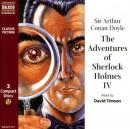 The Adventures of Sherlock Holmes - Volume IV
