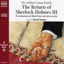 The Return of Sherlock Holmes - Volume III