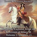 The History of England, from the Accession of James II - (Volume 3, Chapter 13)