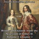 The History of England, from the Accession of James II - (Volume 2, Chapter 07)