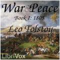 War and Peace, Book 01: 1805