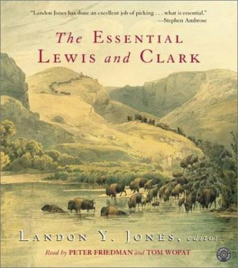 Essential Lewis and Clark Selections, Landon Y. Jones