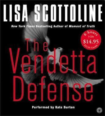 Vendetta Defense, Lisa Scottoline