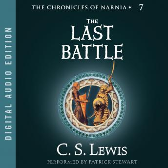Last Battle, C.S. Lewis