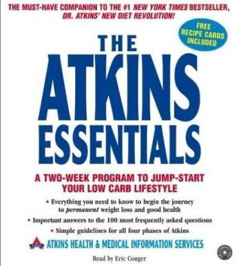 Atkins Essentials, Atkins Health & Medical Information Services