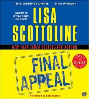 Final Appeal, Lisa Scottoline