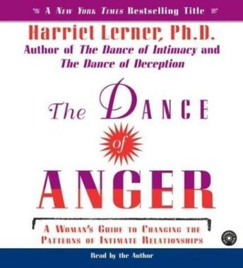 Dance of Anger, Harriet Lerner
