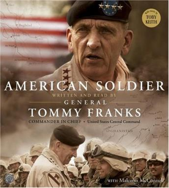 American Soldier, Tommy R. Franks