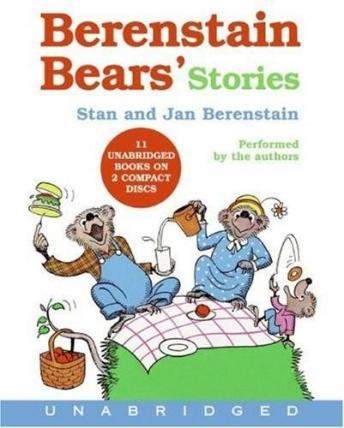 Berenstain Bears' Stories, Stan Berenstain