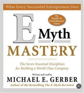 E-Myth Mastery Audiobook Free Download Online