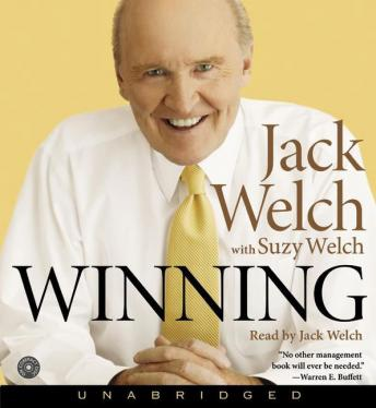Winning, Jack Welch
