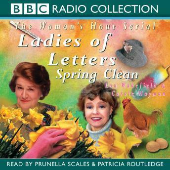 Ladies Of Letters Spring Clean, Carole Hayman