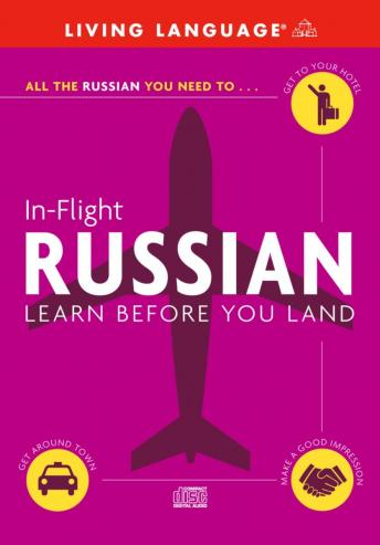Download In-Flight Russian by Living Language (audio)