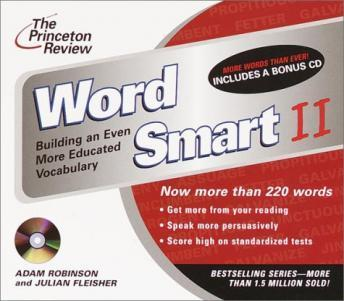 Word Smart II, The Princeton Review