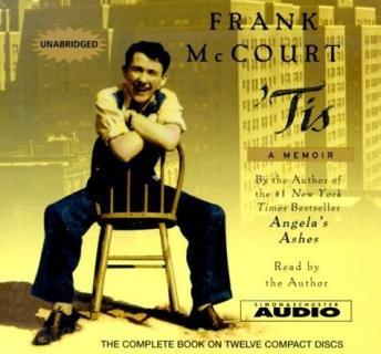 'Tis: A Memoir, Audio book by Frank McCourt