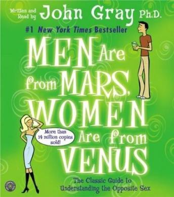 Men Are from Mars, Women Are from Venus sample.