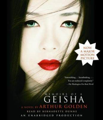 Memoirs of A Geisha sample.