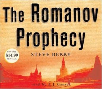 Romanov Prophecy, Steve Berry