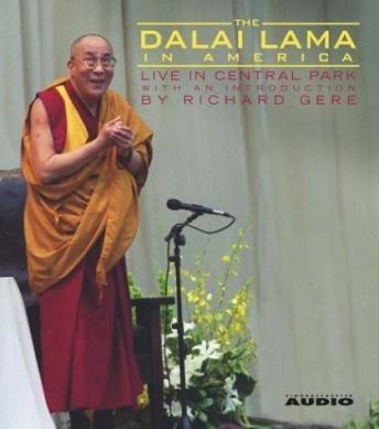 The Dalai Lama in America:Central Park Lecture