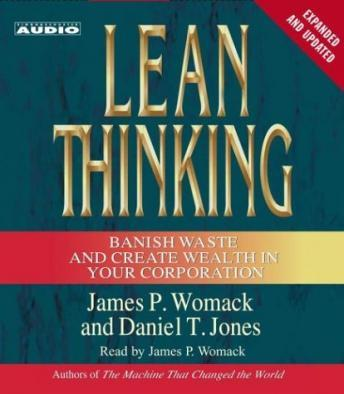 Lean Thinking: Banish Waste and Create Wealth in Your Corporation, 2nd Ed, Daniel T. Jones, James P. Womack